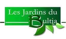 Logo jardin du bultia